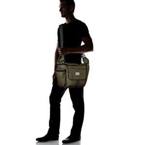 Diaper Dude Sport Crossbody Messenger Diaper Bag